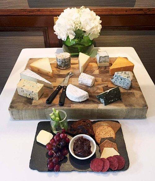 Very cheesy!