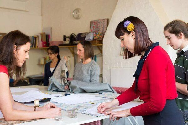 Want to learn how-to sew in London? Check out @sewitwithlove workshops in @oldparadiseyard - https://t.co/tS4XaOHngs https://t.co/YQkRpW67qv