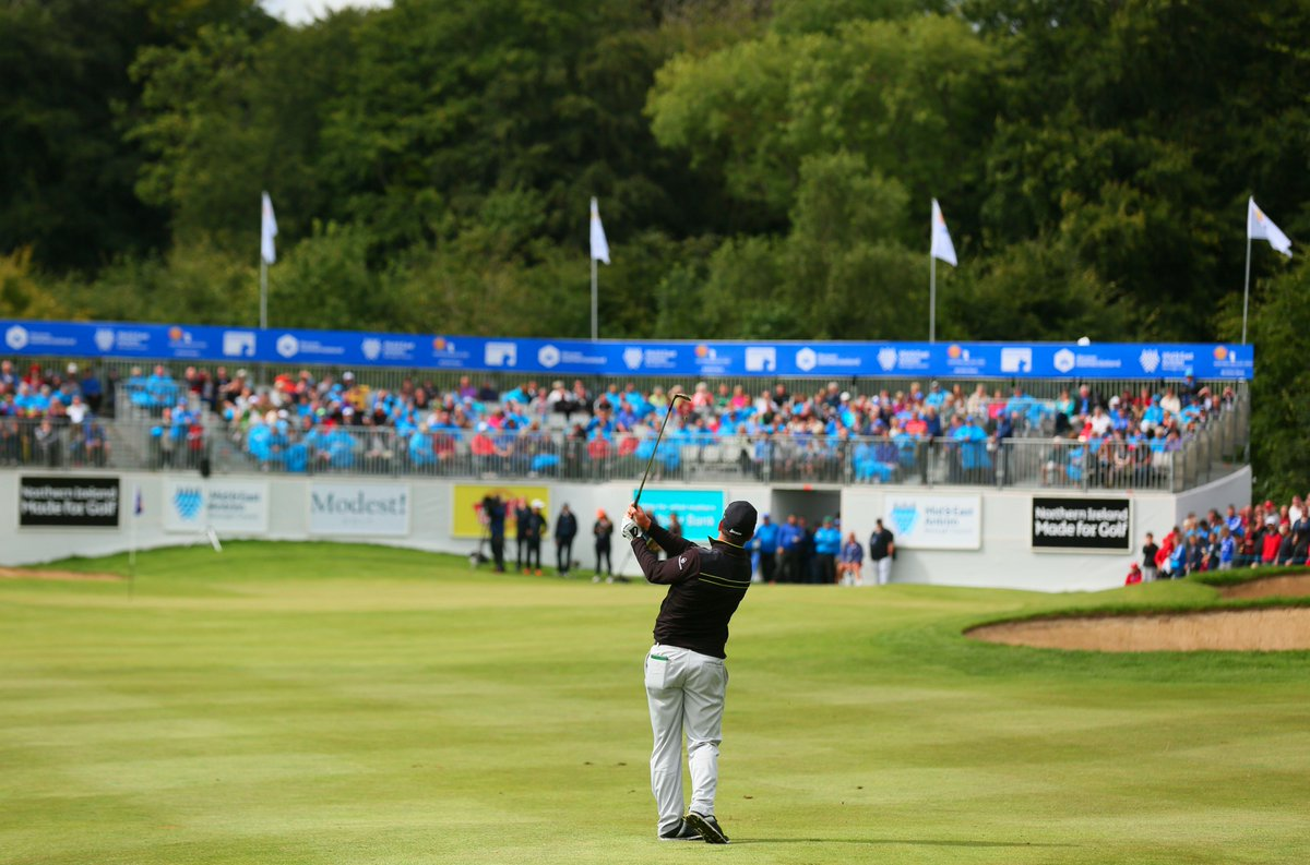 WATCH: #NIOpen highlights! Tonight (23.00) and tomorrow (02.00, 09.30 & 12.30) @SkySportsGolf