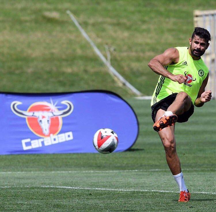 Costa tidak ingin berlatih bersama tim cadangan