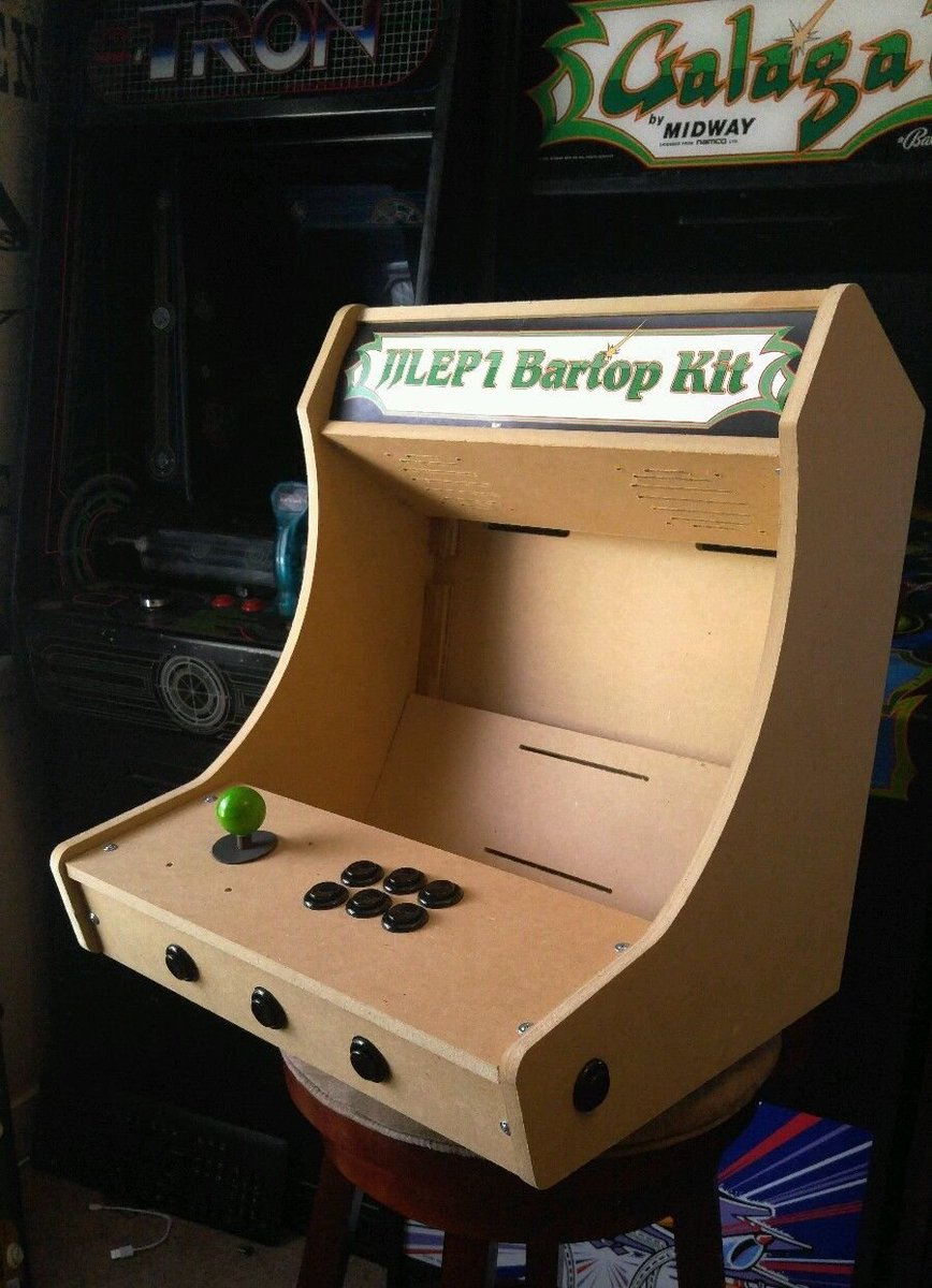Building An Arcade Cabinet With Raspberry Pi Plans