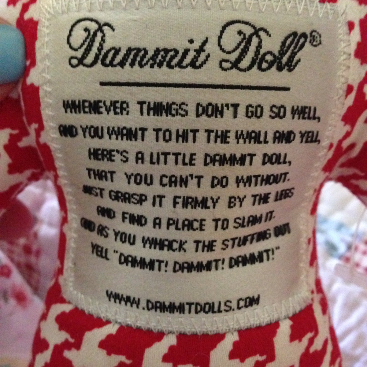 graphic about Dammit Doll Printable Pattern titled dammitdoll hashtag upon Twitter