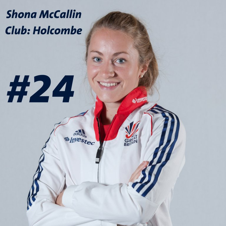 Shona McCallin holcombe