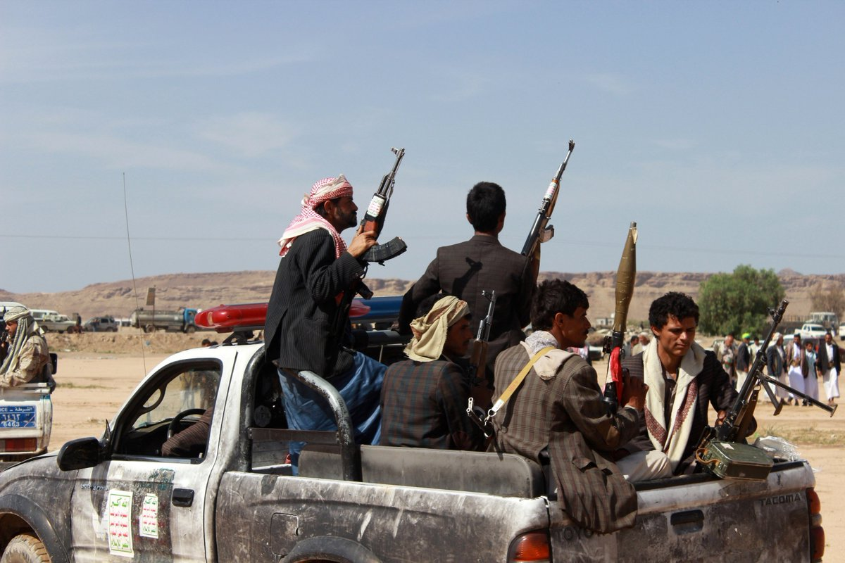 an overview and history of the yemen and the al houthi movement I am speaking of al-hira or the southern movement, founded in 2007 with the aim of re-establishing an independent state in south yemen the complexities of the current civil war are a good reason why russia, in spite of some vague houthi sympathies, has decided to stay neutral in the conflict.