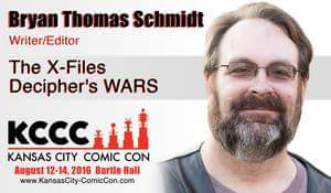 Next week at @KCComicCon with @JonathanMaberry  @daytonward and more #scifi #fantasy #horror https://t.co/LsbXoBVChh