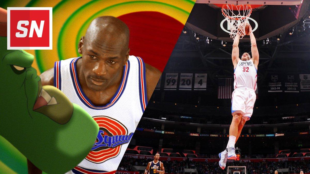 Espn On Twitter Who Should Star In Space Jam 2 Michael Jordan Says Blakegriffin32 Https T Co Qzq5jwojcj