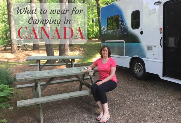 *New* What to wear for camping in #Canada https://t.co/Gj3WVfUysE #ExploreCanada https://t.co/sUmTkIM7bz