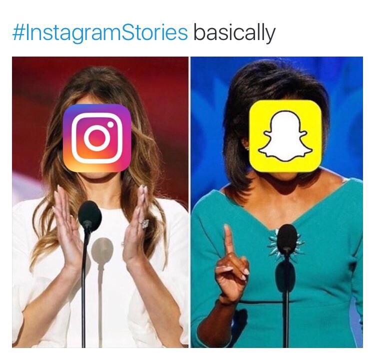 Yeah pretty much 😂 #InstagramStories