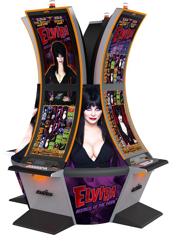 Elvira slot machine online