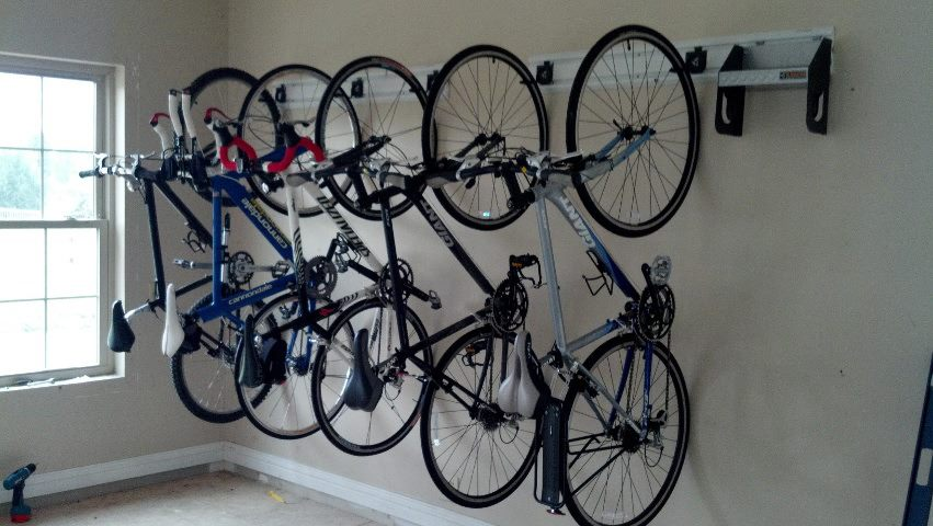 Good Wall Mount To Hang Bikes In Garage Mtbr Com