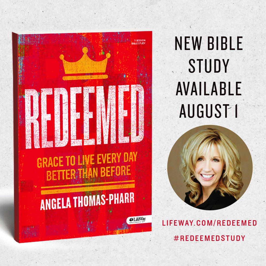 Redeemed Bible Study Book: Angela Thomas-Pharr ...