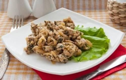 Рецепты вторых блюд для диабетиков 2 типа