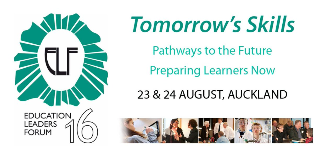 test Twitter Media - Education Leaders Forum - Tomorrow's Skills: Pathways to the Future 23 & 24 August, Auckland https://t.co/qb4RT2O3H5 https://t.co/et3M66Xy2T