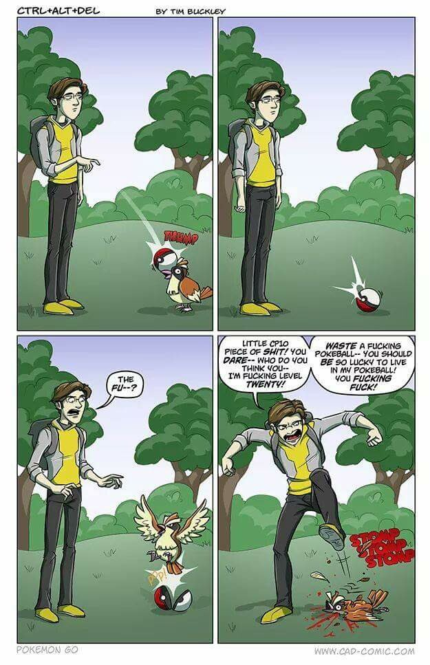 True story but I'm still not buying Pokeballs. Sorry @NianticLabs #PokemonGo https://t.co/v0pcqhQIx9