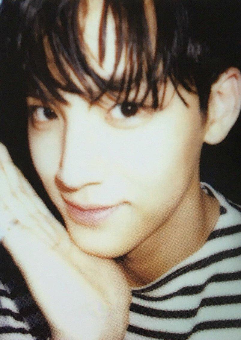 Seventeen Mingyu Polaroids