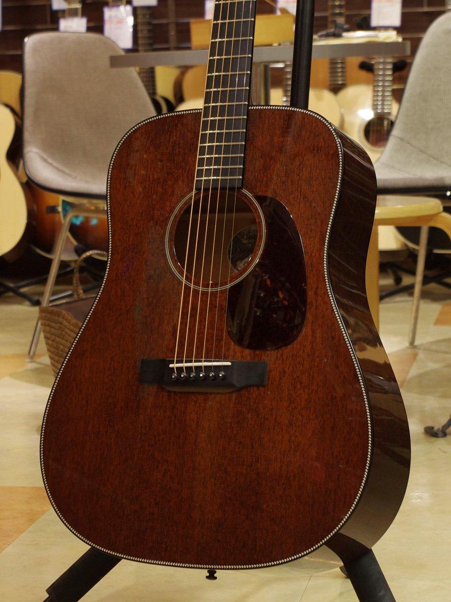 【恵比寿店】Collingsの最新作 本日到着。Collings D-1Mh https://t.co/YBOyNgUUPD キスマイ北山くん使用ギターとドンズバ仕様はこの1本だけ。#キスマイ #北山くん #みっくん https://t.co/OYKtn7CR5I