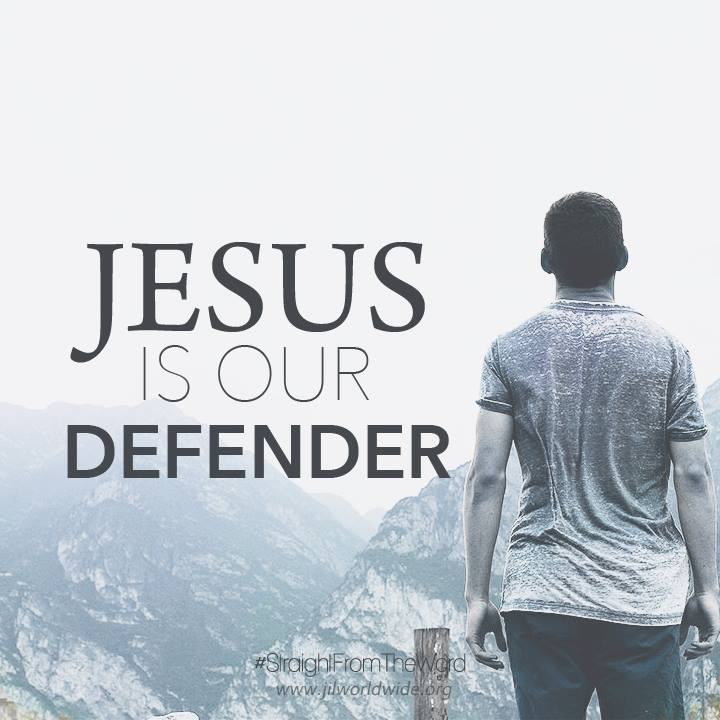 "Jesus Is Lord Church on Twitter: ""Jesus is our Defender https://t ..."