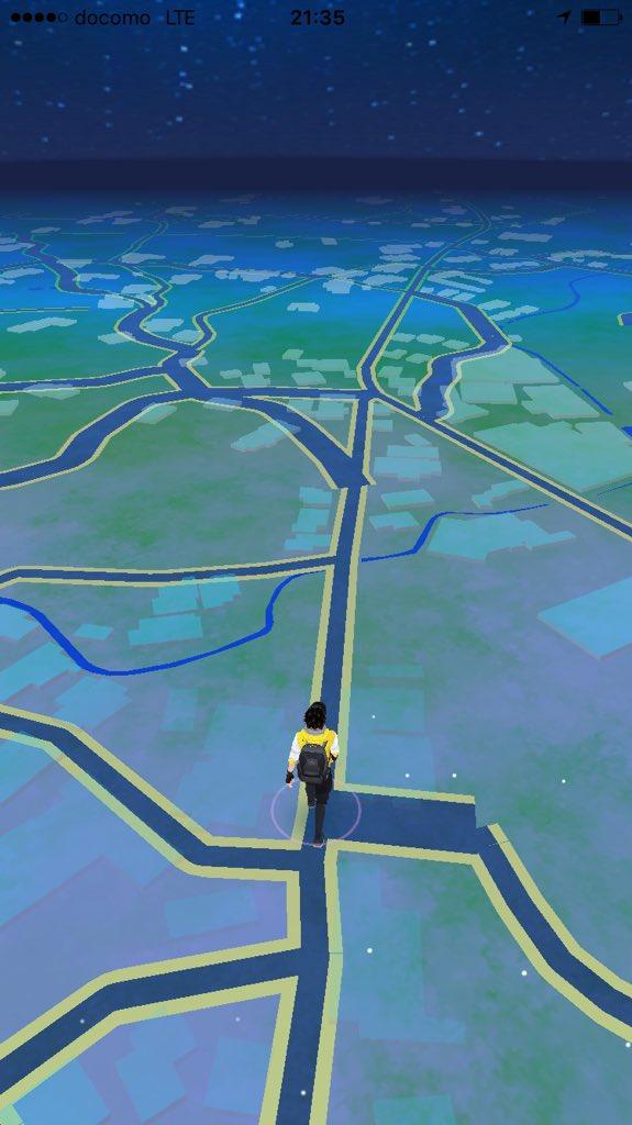 何も無い。そう、ここは東京砂漠。。。 pic.twitter.com/2Ep9q8s8AC