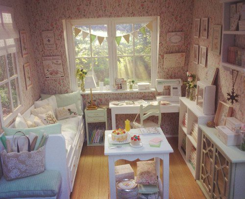 My Dollhouse On Twitter Keerakeera 1 6 Scale Attic Commision