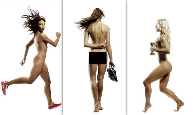 Deshe globe pulls naked olympics girls beautiful nude