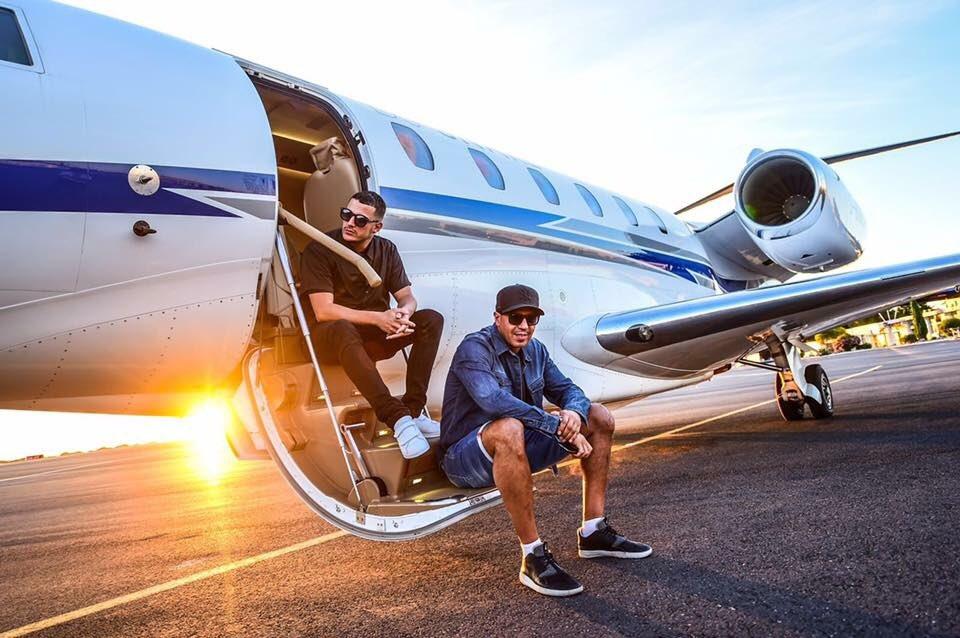w/ The Bro' @djsnake ! #summertour2016 https://t.co/3p90NP5bhm