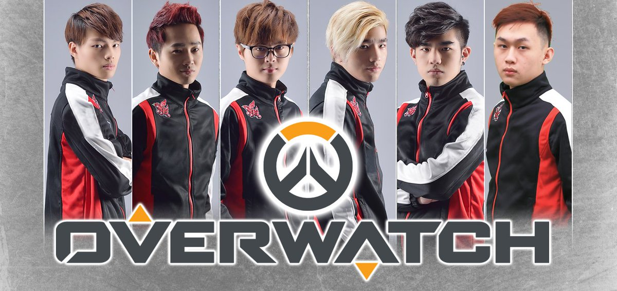 """ahq eSports Club on Twitter: """"The establishment of #ahq #Overwatch. Rosters  are from ahq AVA, the best FPS team in Taiwan, 3 tims world champ.… """""""
