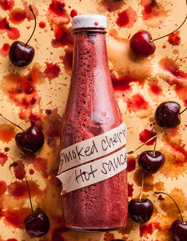 Take advantage of cherry season and make this spicy, sweet and smoky Fresh Cherry Hot Sauce. https://t.co/5RtwcRSvtA https://t.co/cwOOvOyGbe