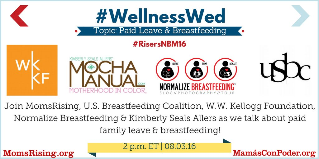 Thumbnail for #WellnessWed: Breastfeeding and Paid Leave