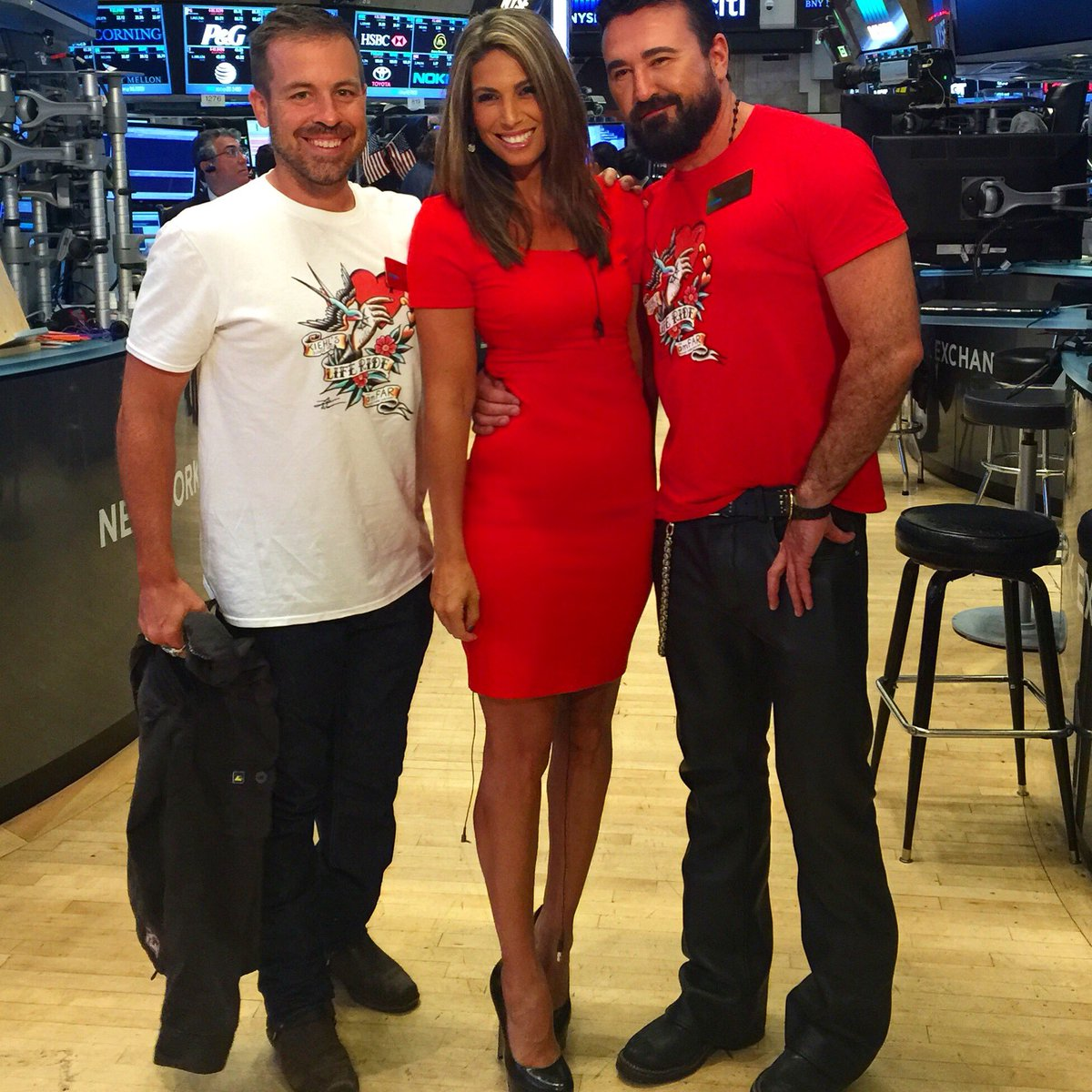 Nicole Petallides On Twitter Liferide For Charity Aids At Kiehls