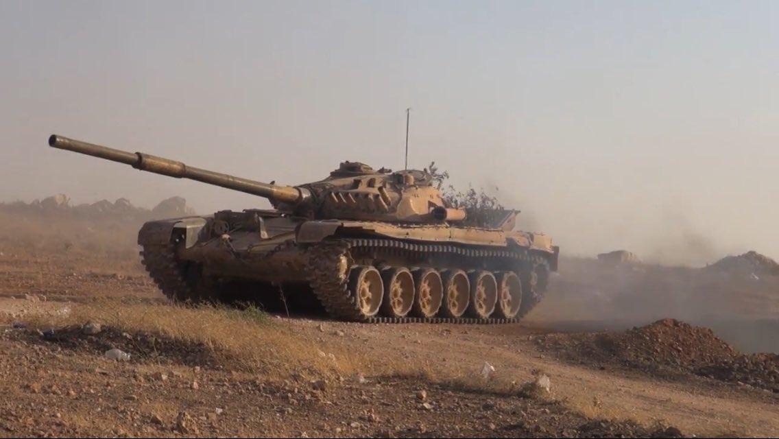 Битва за Алеппо. 03.08.2016. Вечер