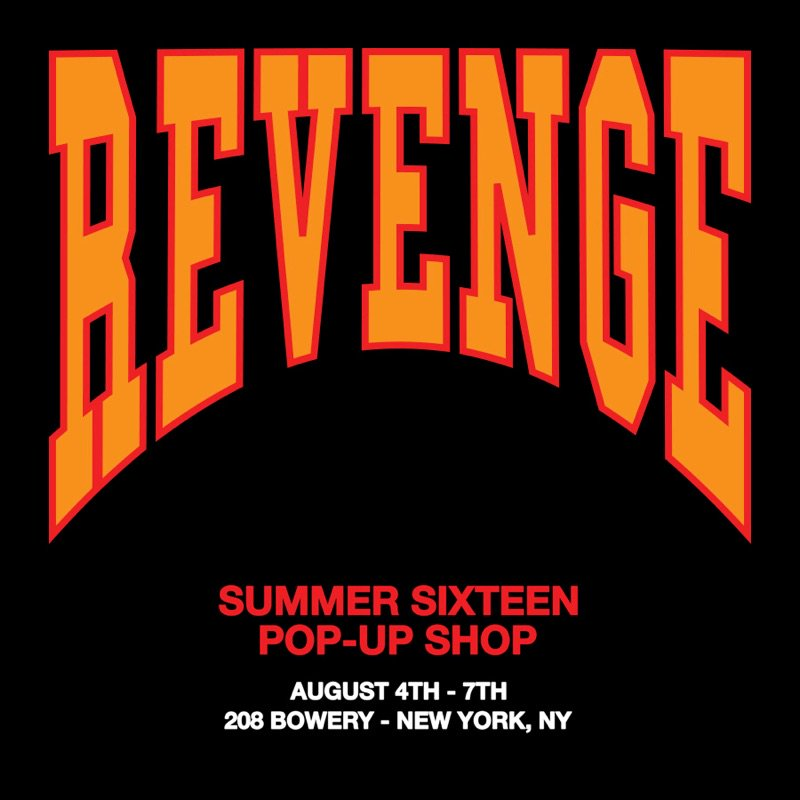 Featuring @Drake #SummerSixteen Tour Merchandise & Exclusive #NYC Pop-Up #Revenge Merchandise. https://t.co/ZyxjmSxk88