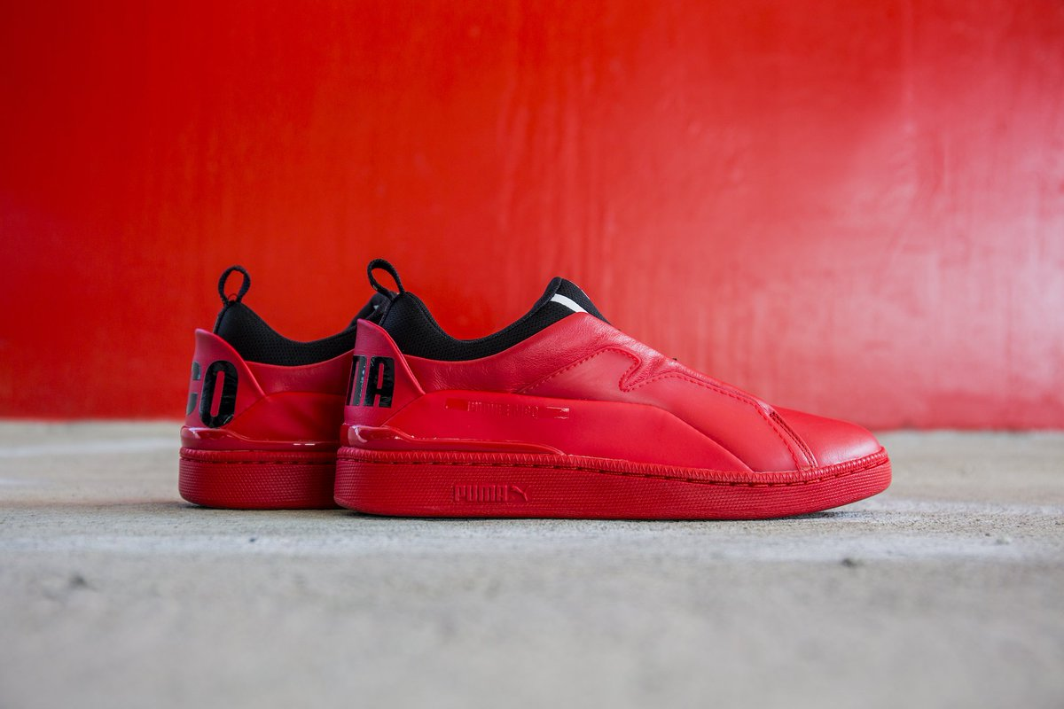 f6ffe4ba44b5 sneakers for the high fashion set the puma x mcq by mcqueen brace lo is out