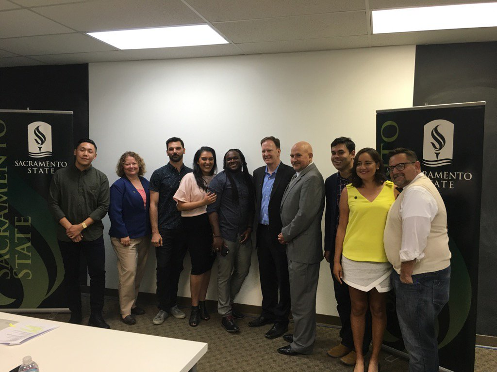 Sac State Round Table.Robert S Nelsen On Twitter Successful Sacstate Entreprenuers At