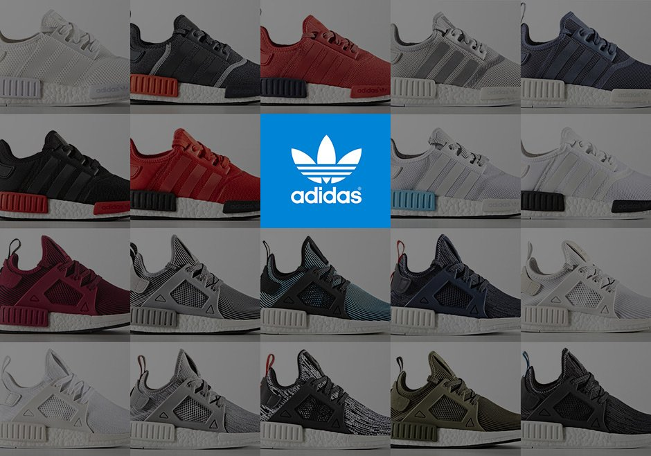 19 new colorways of the adidas nmd are releasing this month details ... 69679d0b0