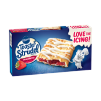 Save $0.50 when you buy any flavor/variety Pillsbury™ Toaster Strudel™ pastries https://t.co/8wBaV1Bb3o