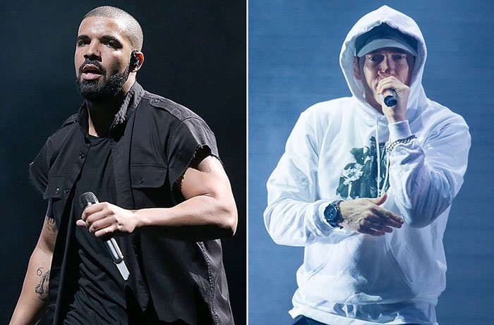 Drake is reportedly ready to battle Eminem if necessary https://t.co/m1mTgmO7t5