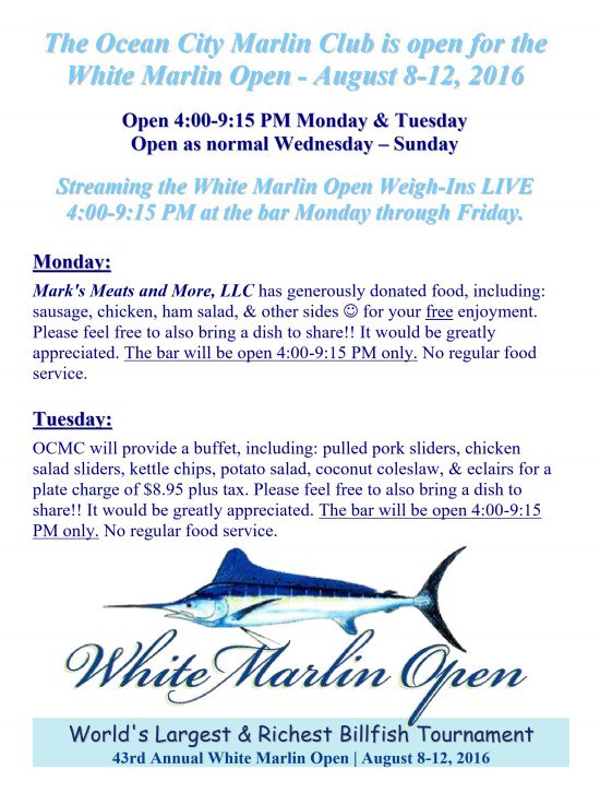 OC Marlin Club on Twitter:
