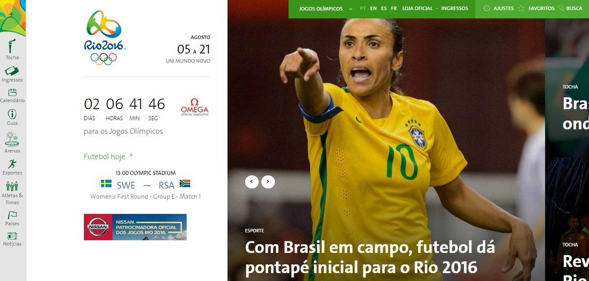 Acompanhe os resultados da #Rio2016 no Portal Oficial dos Jogos, com tecnologia #Azure https://t.co/mcBrrCXUkb