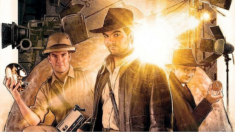 See Raiders of the Lost Ark 2night @myriadgardens!Then see the 1989 adaptation by three 11 year olds at OKCMOA Fri! https://t.co/mJcRVlxX7H