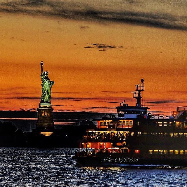 Gorgeous! Thanks to Instagram user @milan2ny for sharing with abc7ny!