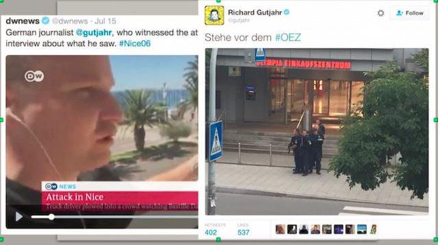 так в терактах во Франции и американские спецслужбы соучаствовали хотя бы не донесением?