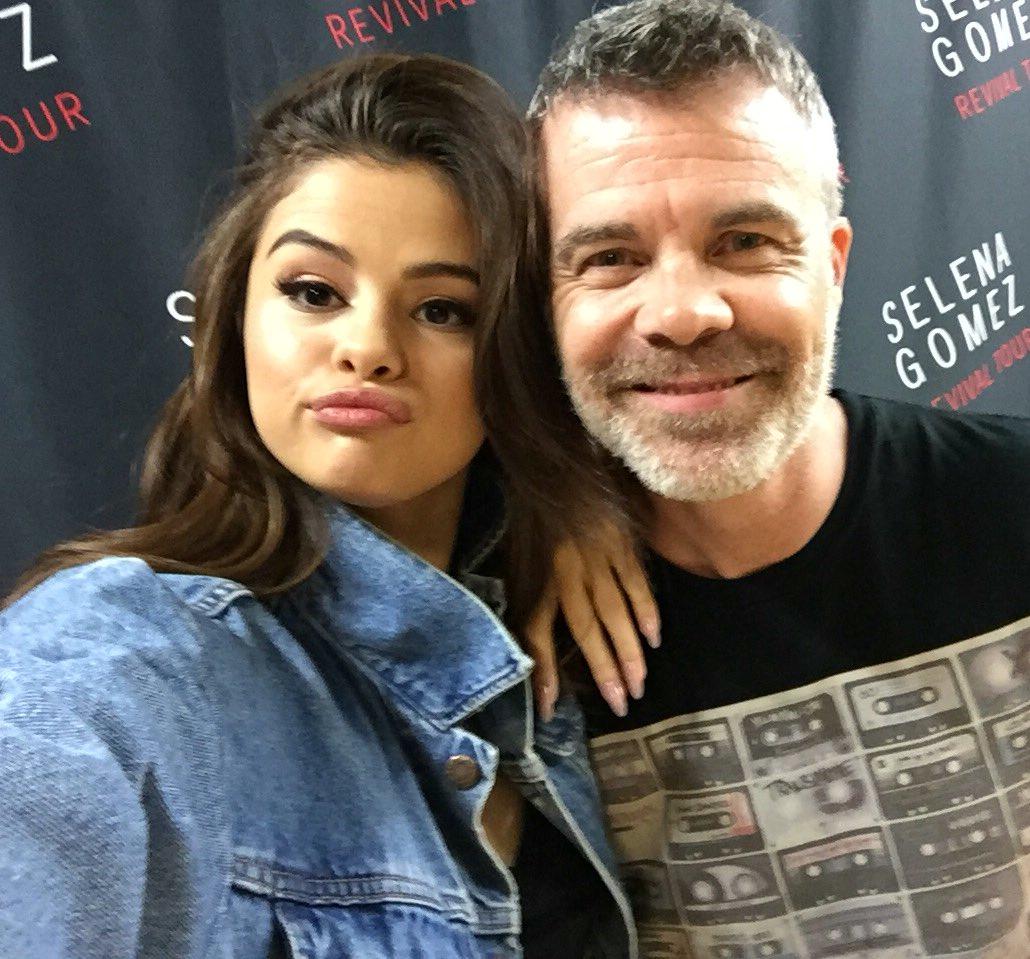Happy birthday, Selena!