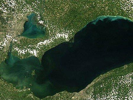 #HABsforecast media roundup: Smaller algal bloom predicted for western Lake Erie https://t.co/PFgzoJ9hwI https://t.co/qFvCdROfSE