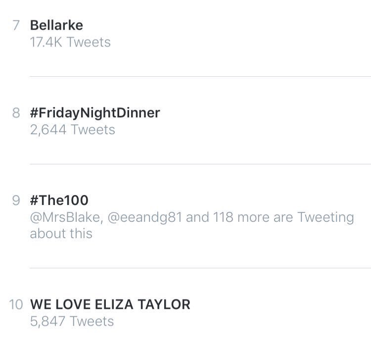 Does anyone think Eliza now realizes how big she screwed up? #Bellarke https://t.co/NaYSIe9oAG