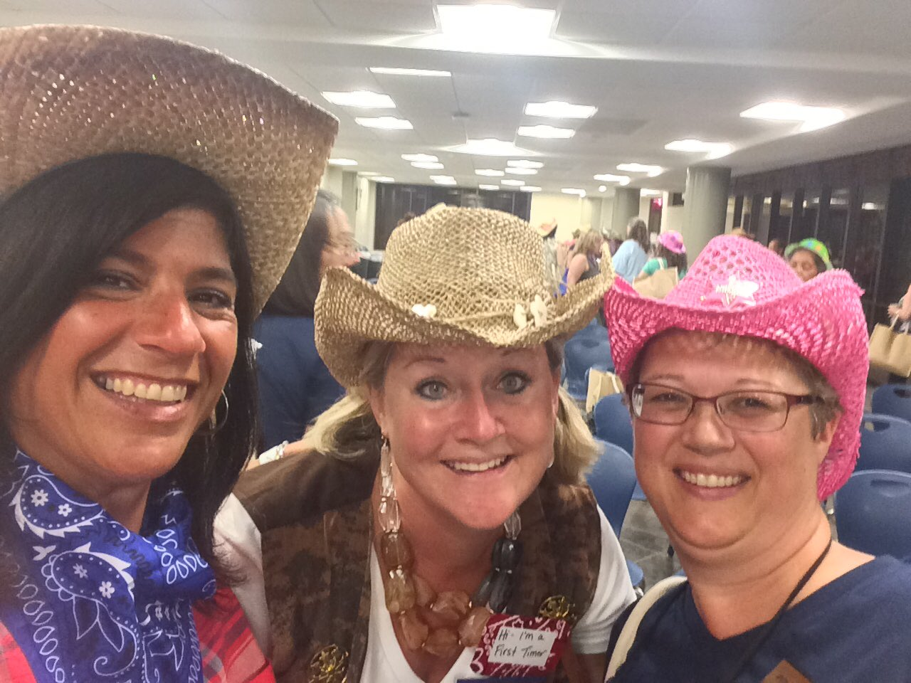 PTA on the range! @NYSPTA @kbelokopitsky @ames_cindy #NYSPTASLC16 #PTAcowgirls https://t.co/Q05DqKeRgD