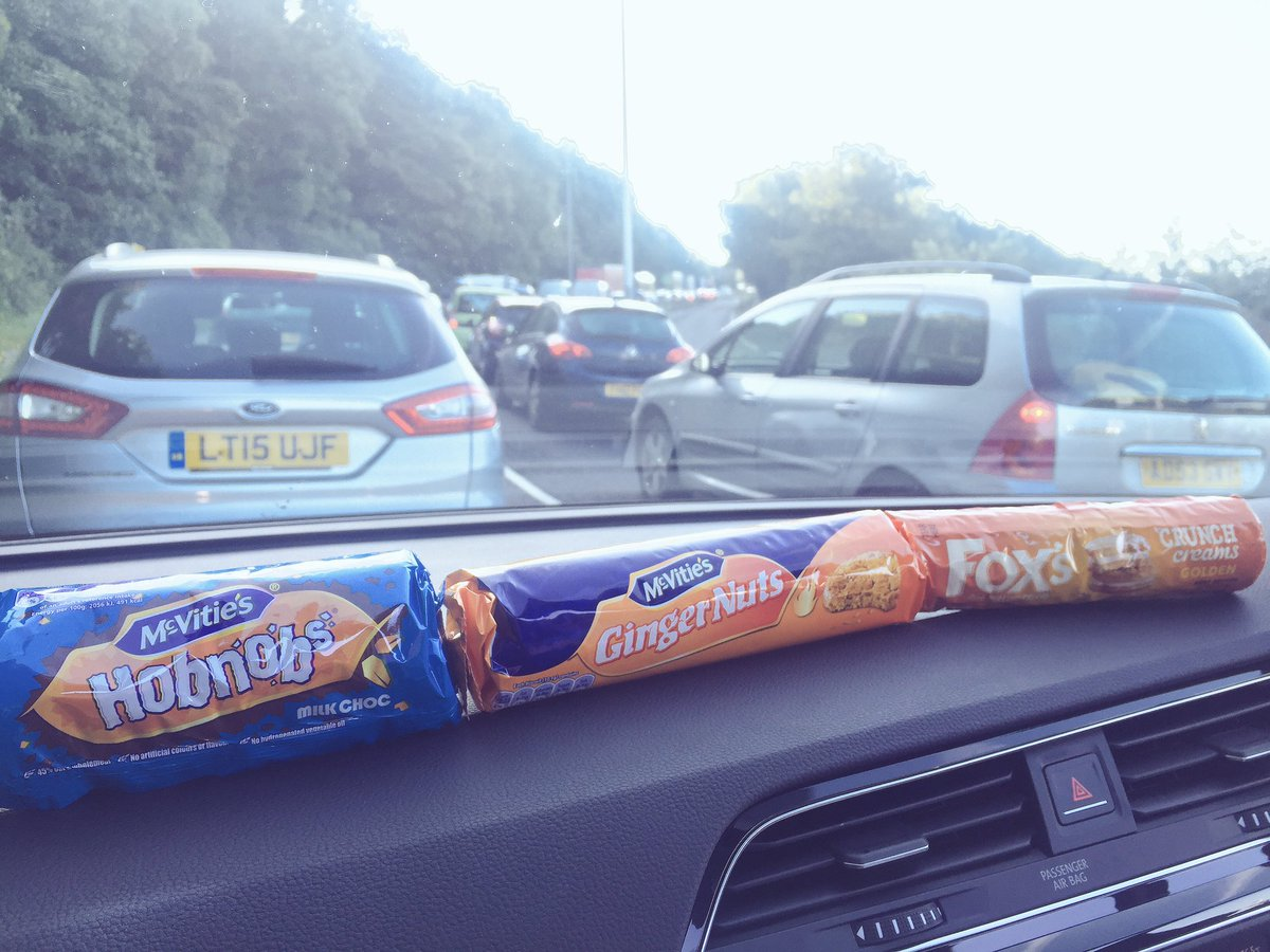 Doing my bit to improve the view of traffic from our car. #dover #dovertraffic #8hoursofeatingahead https://t.co/DvTuy52y4B