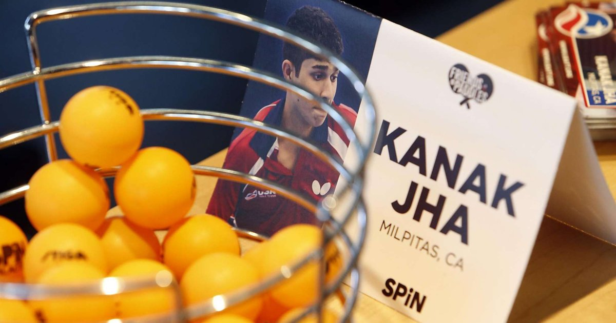 Bay Area table tennis phenom is youngest U.S. Olympian. via @SamWhitingSF