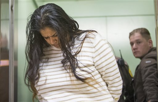 IN woman found guilty of killing premature infant has feticide has conviction dismissed