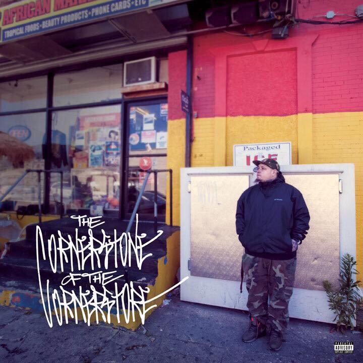 """Vinnie Paz """"The Cornerstone of the Cornerstore"""" drops Oct 28 on Enemy Soil Records. https://t.co/7CJlLcFMgN"""