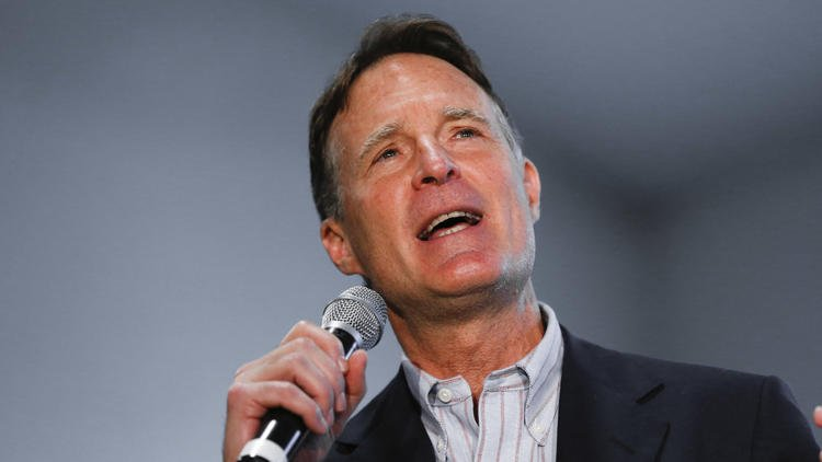 Indiana Democrats make official their selection of Evan Bayh as U.S. Senate candidate